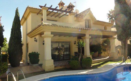 Villa near Puerto Banus