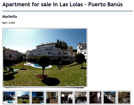 Apartment for sale in Las Lolas - Puerto Banus - image A452778247C04050A31576EC41A1E8B4 on https://www.laconchaliving.com