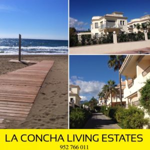 Malaga Costa del sol Marbella Puerto Banus La Concha Living