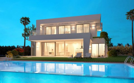 Detached Villa Estepona - image 1-2-1-525x328 on https://www.laconchaliving.com