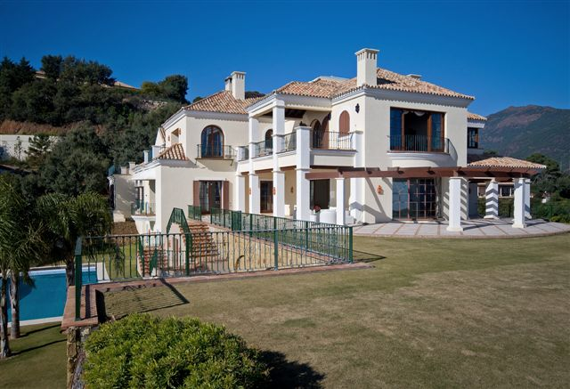 Villa in La Zagaleta - image 150-1 on https://www.laconchaliving.com
