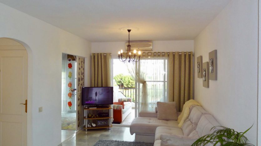Two-bedroom apartment Colinas del Faro - Mijas Costa