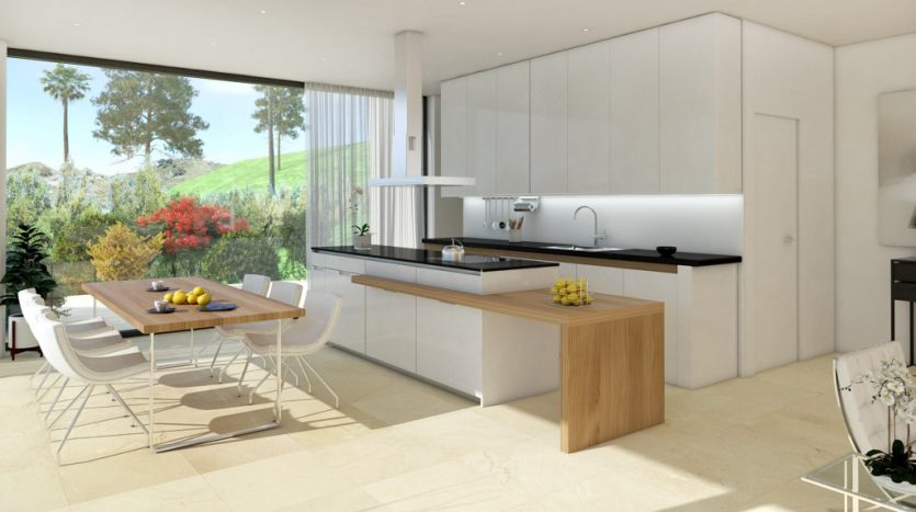Contemporary elegance and delightful presence - image 3_Kitchen-835x467 on https://www.laconchaliving.com
