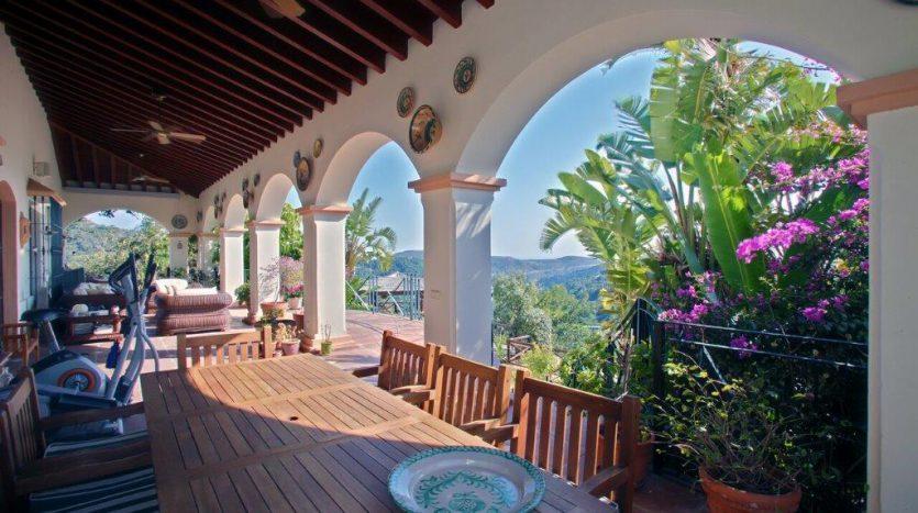 Villa Monte Mayor Benahavis
