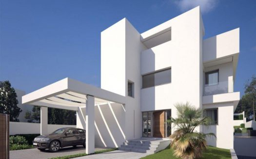 Spacious family villa for sale in Marbella - image modern-villa-for-sale-near-Puerto-Banus-1-525x328 on https://www.laconchaliving.com
