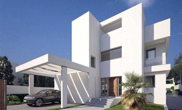 Новая современная вилла для продажи недалеко от Пуэрто Бануса - image modern-villa-for-sale-near-Puerto-Banus-1-768x467 on https://www.laconchaliving.com