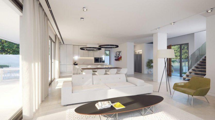 Новая современная вилла для продажи недалеко от Пуэрто Бануса - image modern-villa-for-sale-near-Puerto-Banus-2-835x467 on https://www.laconchaliving.com