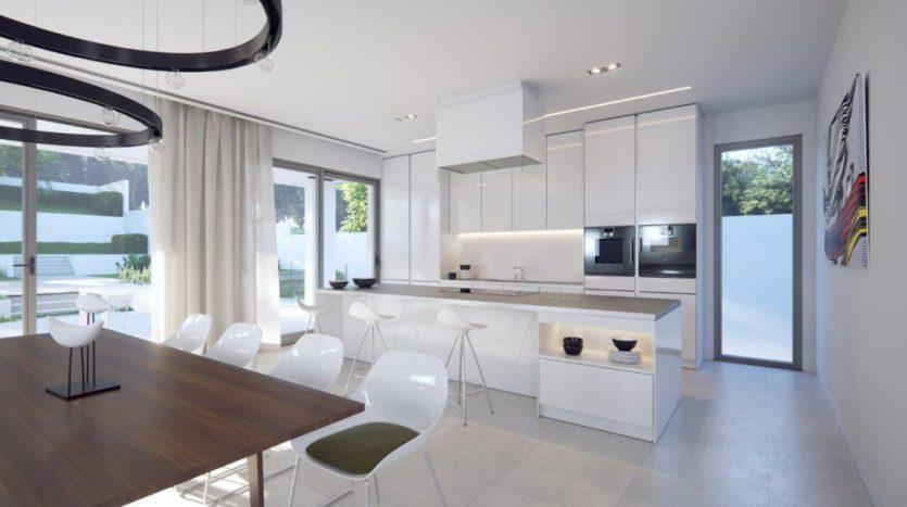 Новая современная вилла для продажи недалеко от Пуэрто Бануса - image modern-villa-for-sale-near-Puerto-Banus-3-835x467 on https://www.laconchaliving.com