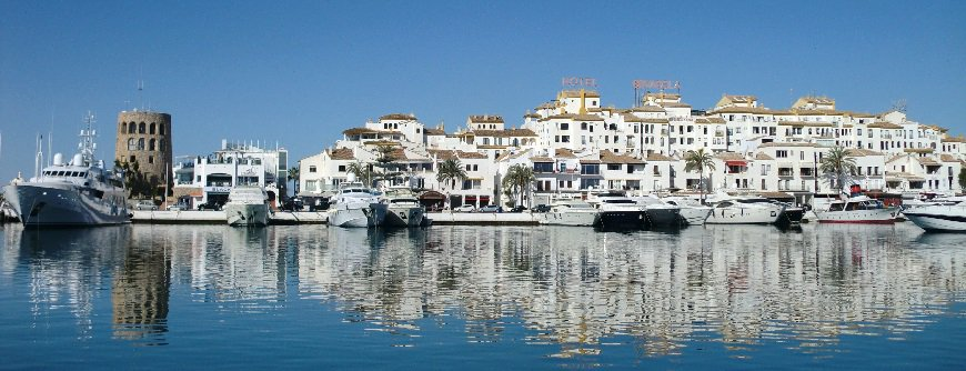 Costa del Sol - image puerto-banus on https://www.laconchaliving.com