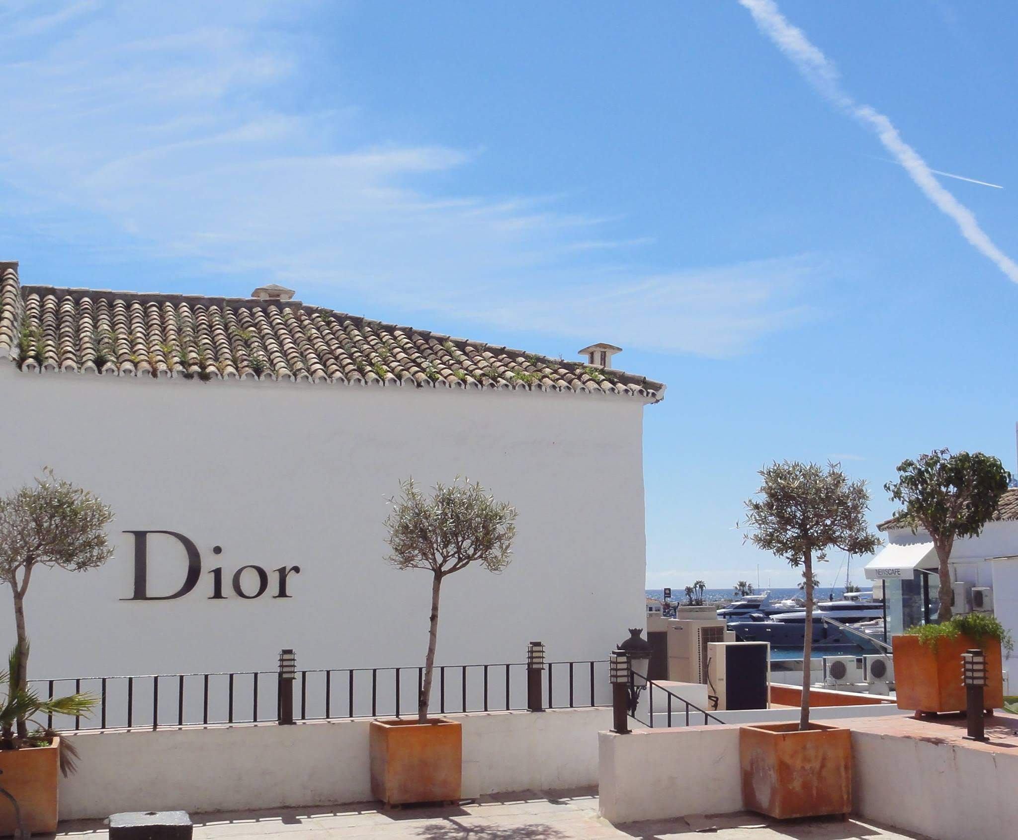 Marbella - a luxurious holiday destination - image Puerto-Banus-Dior-La-Concha-Living-1 on https://www.laconchaliving.com