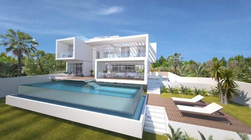 Contemporary villa in Valle Romano Golf Estepona - image Valle-Romano-Villa-Belma-1-835x467 on https://www.laconchaliving.com