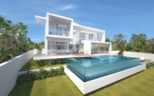 Contemporary villa in Valle Romano Golf Estepona - image Valle-Romano-Villa-Belma-2-525x328 on https://www.laconchaliving.com