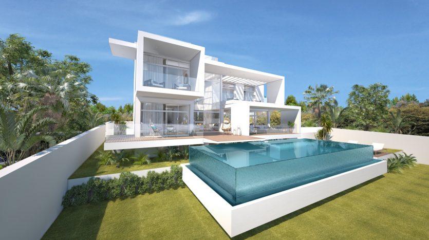 Contemporary villa in Valle Romano Golf Estepona - image Valle-Romano-Villa-Belma-2-835x467 on https://www.laconchaliving.com