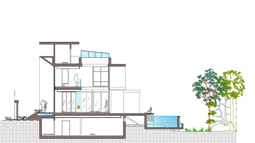 Contemporary villa in Valle Romano Golf Estepona - image Valle-Romano-Villa-Belma-6-835x467 on https://www.laconchaliving.com