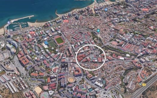 Investment opportunity in Malaga city centre - image  on https://www.laconchaliving.com