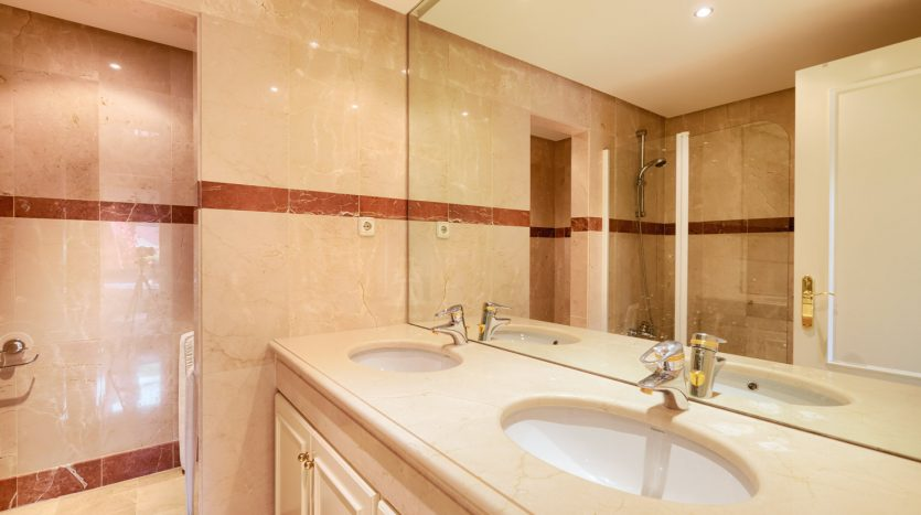 Beachside ground floor apartment - image 11-Bathroom-Menara-835x467 on https://www.laconchaliving.com