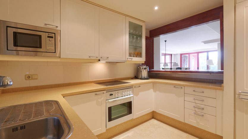 Beachside ground floor apartment - image 12-kitchen-Menara-835x467 on https://www.laconchaliving.com