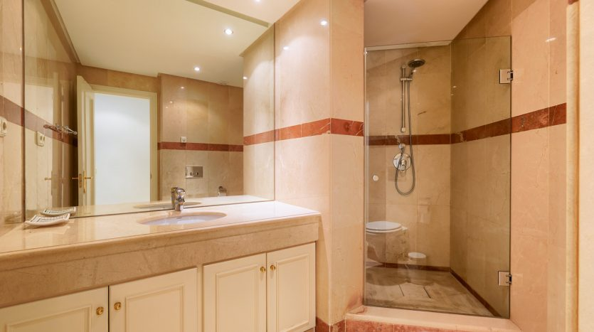 Beachside ground floor apartment - image 8-Bathroom-Menara-835x467 on https://www.laconchaliving.com