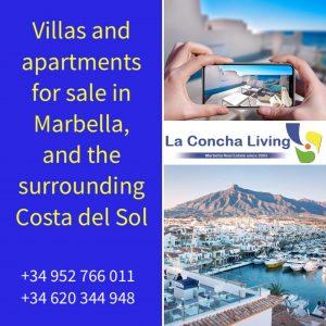 REDUCED PROPERTY PRICES Villas apartments Marbella