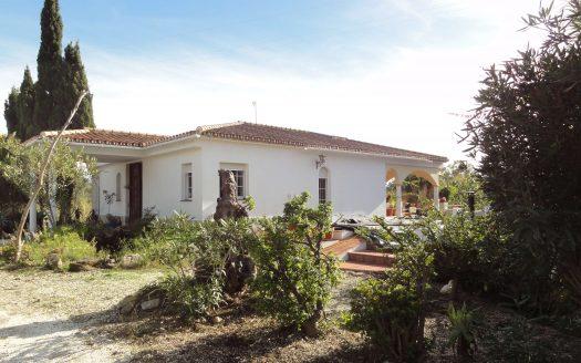 beautiful country villa in a natural environment between Mijas and Fuengirola