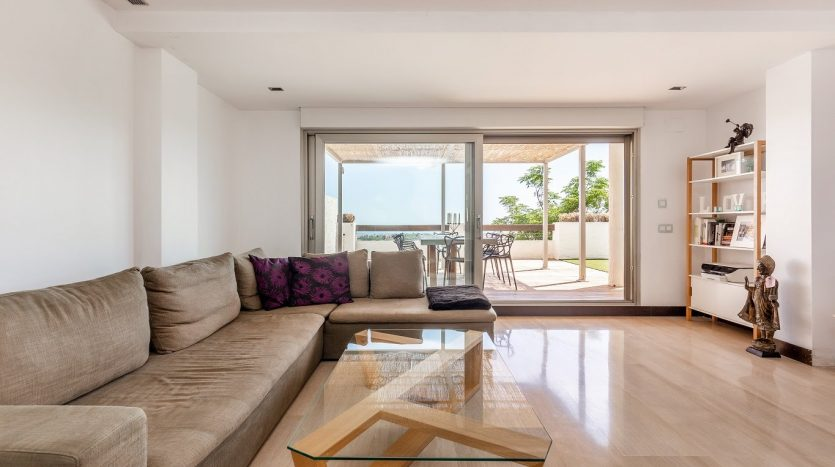 Modern Exclusive Apartment Azalia Benahavis
